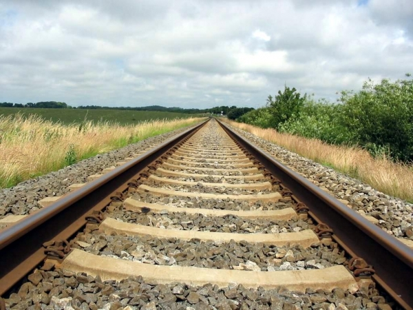 What would the Panama City-David railway entail?