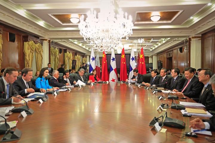 Panamá y China reafirman acuerdos de infraestructura