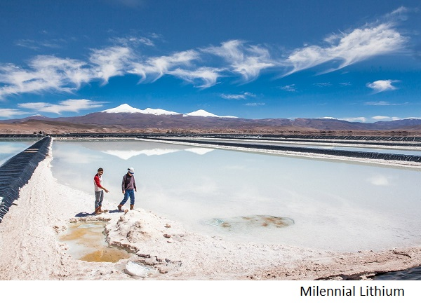 Argentina looking to accelerate in lithium race