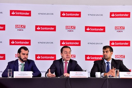 Santander study details Mexico's fast growing fintech sector