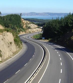 Chile lanza licitación por estudios para concesión vial de US$380mn