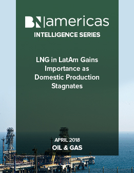 LNG gains ground as domestic production in LatAm sputters, BNamericas report says