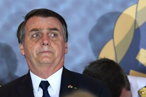 Apoyo a Bolsonaro retrocede ante débil economía