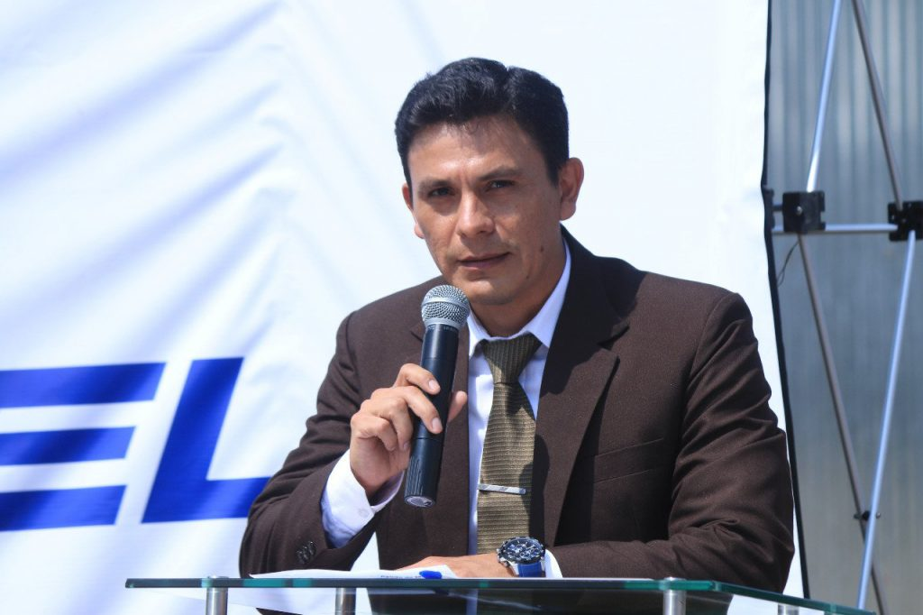 Rafael Vásquez was appointed Deputy General Manager of CNEL EP