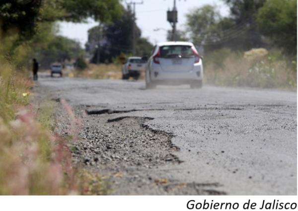 Bajo la lupa: El programa de infraestructura vial de US$520mn de Jalisco
