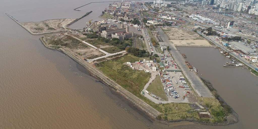 Tender launched for US$760mn Buenos Aires port concession