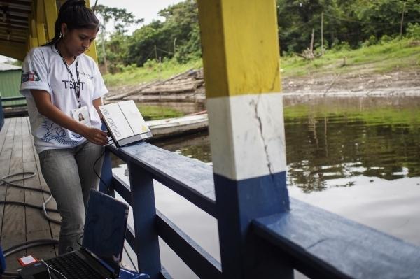 Brasil activará conexión satelital en frontera con Venezuela