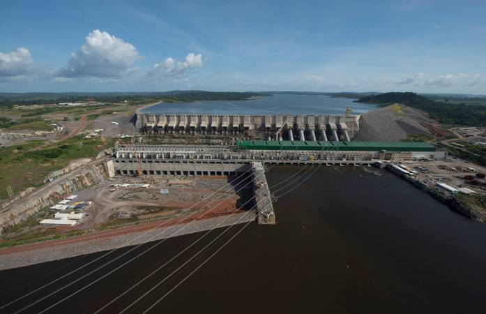 Brazil's controversial Belo Monte mega-hydro ok'd for full operations