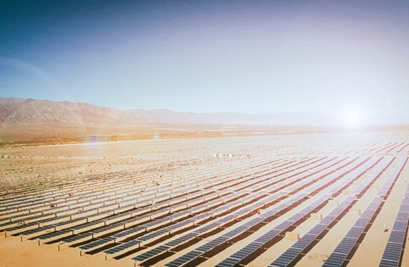 Latin America leading financial deals for Canadian Solar