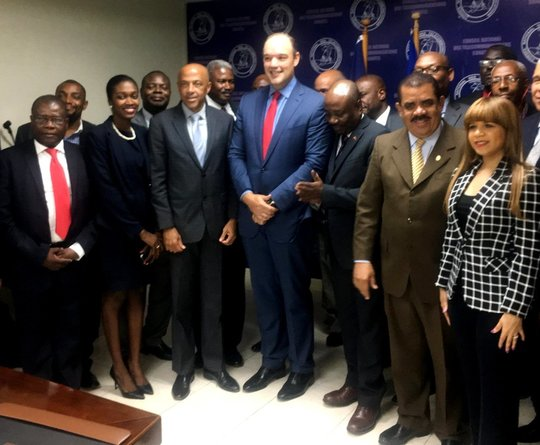 Haití proponer eliminar roaming con República Dominicana