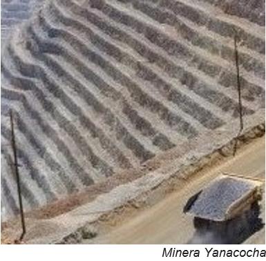 Yanacocha decidirá sobre infraestructura para proyecto de oro de US$2.100mn este año