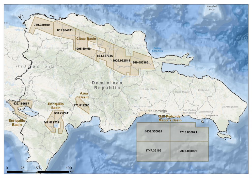 Caribbean, Central America energy watch