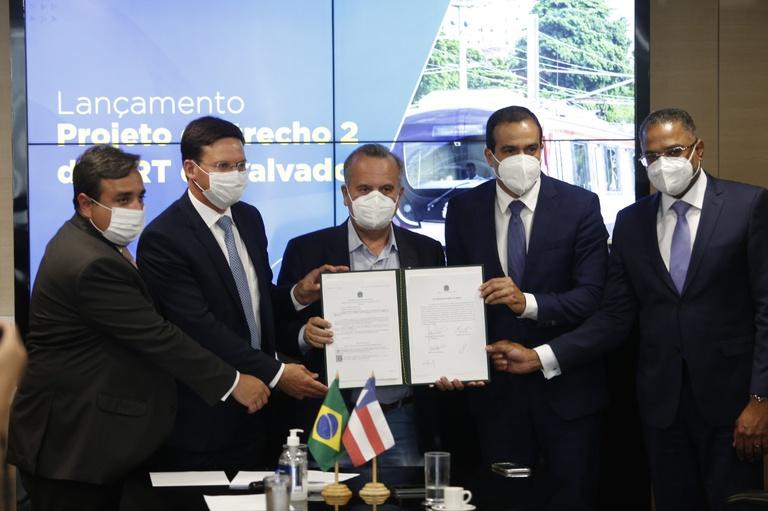 Brazil gives go-ahead to Salvador BRT studies