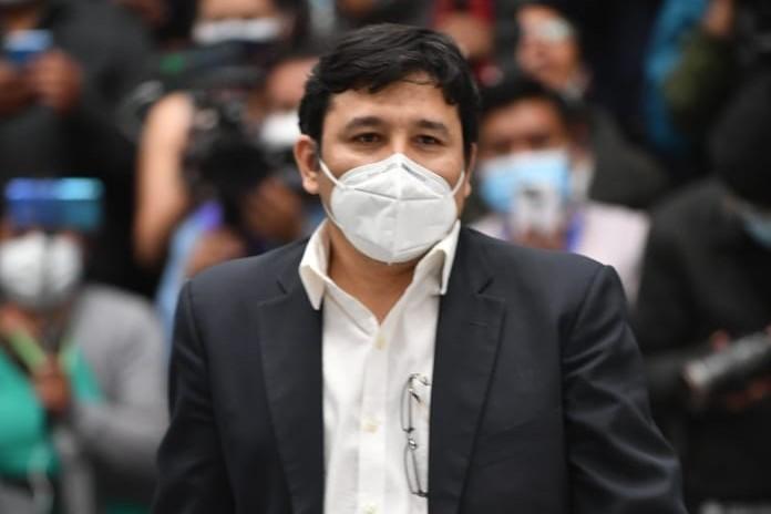 Franklin Molina Ortiz asume como ministro de Hidrocarburos de Bolivia