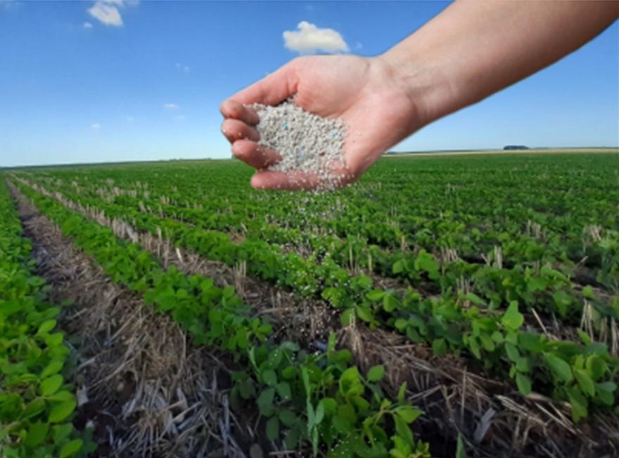 Bolivia reactiva la producción, aplicación y buen uso tecnificado de fertilizantes en los cultivos
