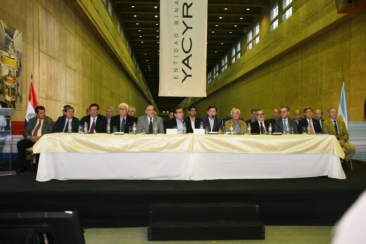 Argentina y Paraguay alistan ampliación de casi US$300mn en hidroeléctrica