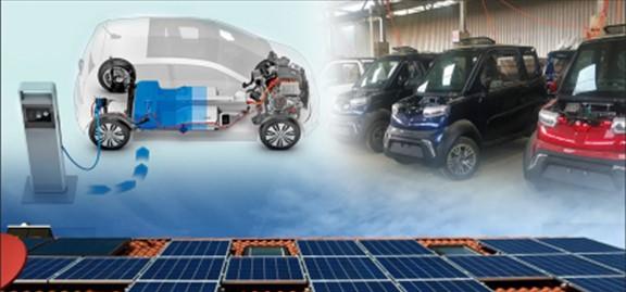 Ministro Molina anuncia la instalación de los primeros puntos de recarga de vehículos eléctricos en Bolivia