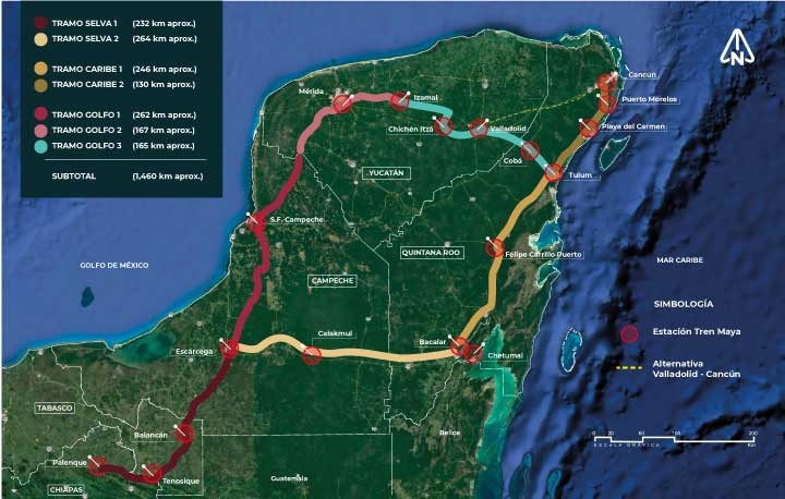 Why AMLO's Maya train project is not a 'done deal'