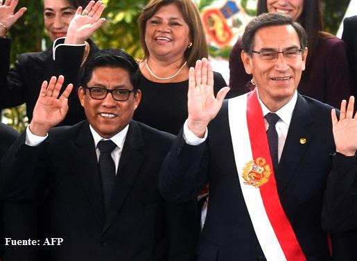 Peru govt pledges neutrality in parliamentary elections