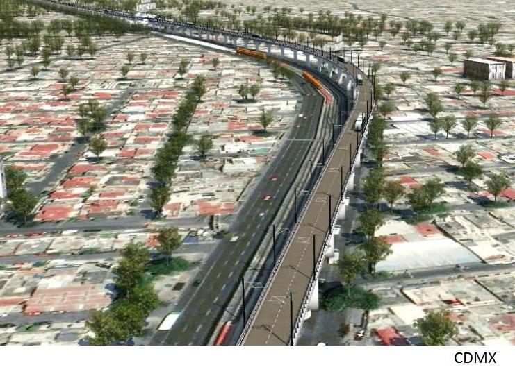 Ciudad de México iniciará construcción de trolebús de más de US$200mn