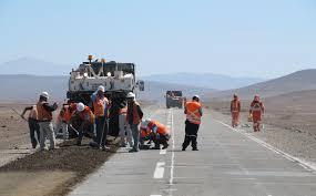 Chile lanza licitaciones de trabajos viales por más de US$840mn