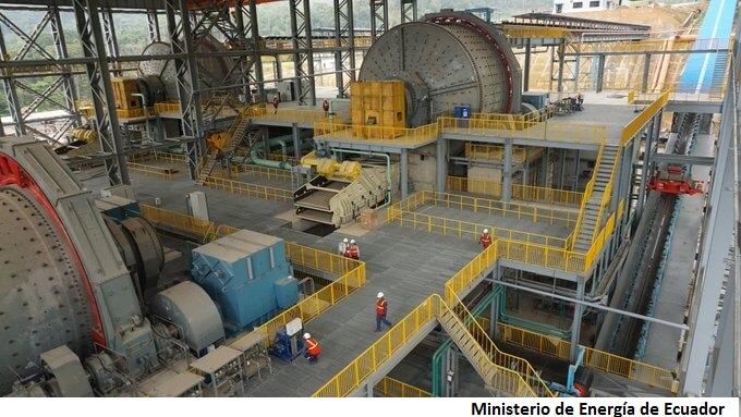 EcuaCorriente to invest US$150mm in Mirador copper project