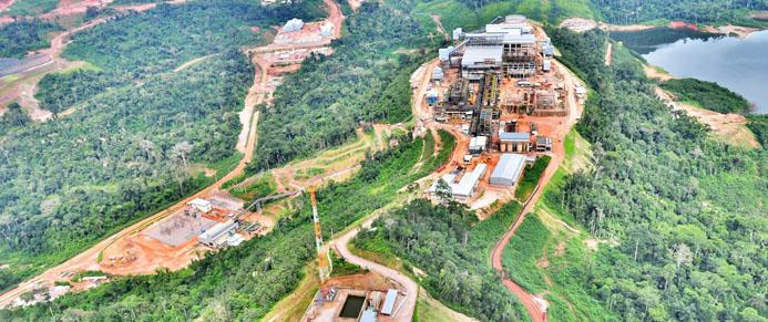 At a Glance: Mineração Caraíba's copper projects