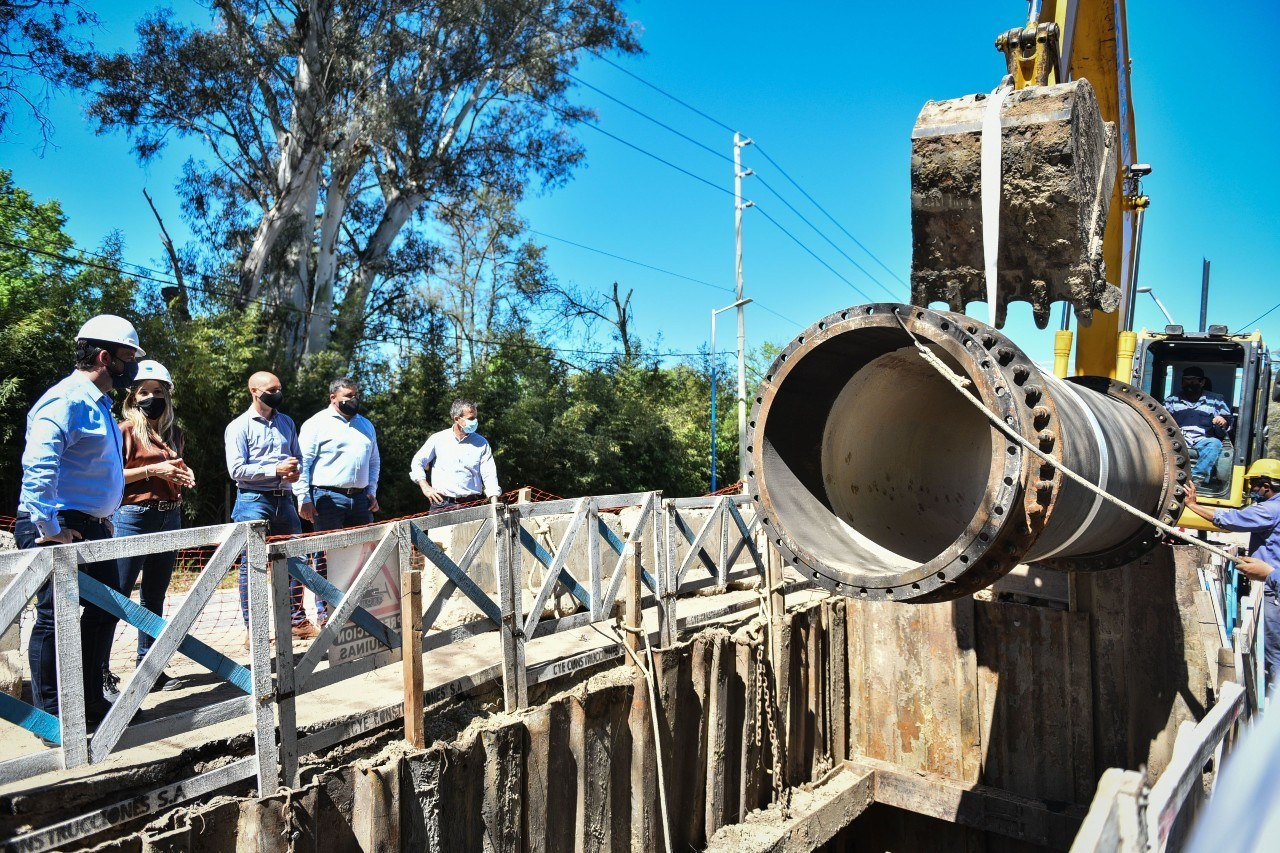 Buenos Aires water utility outlines US$50mn plan for Escobar district