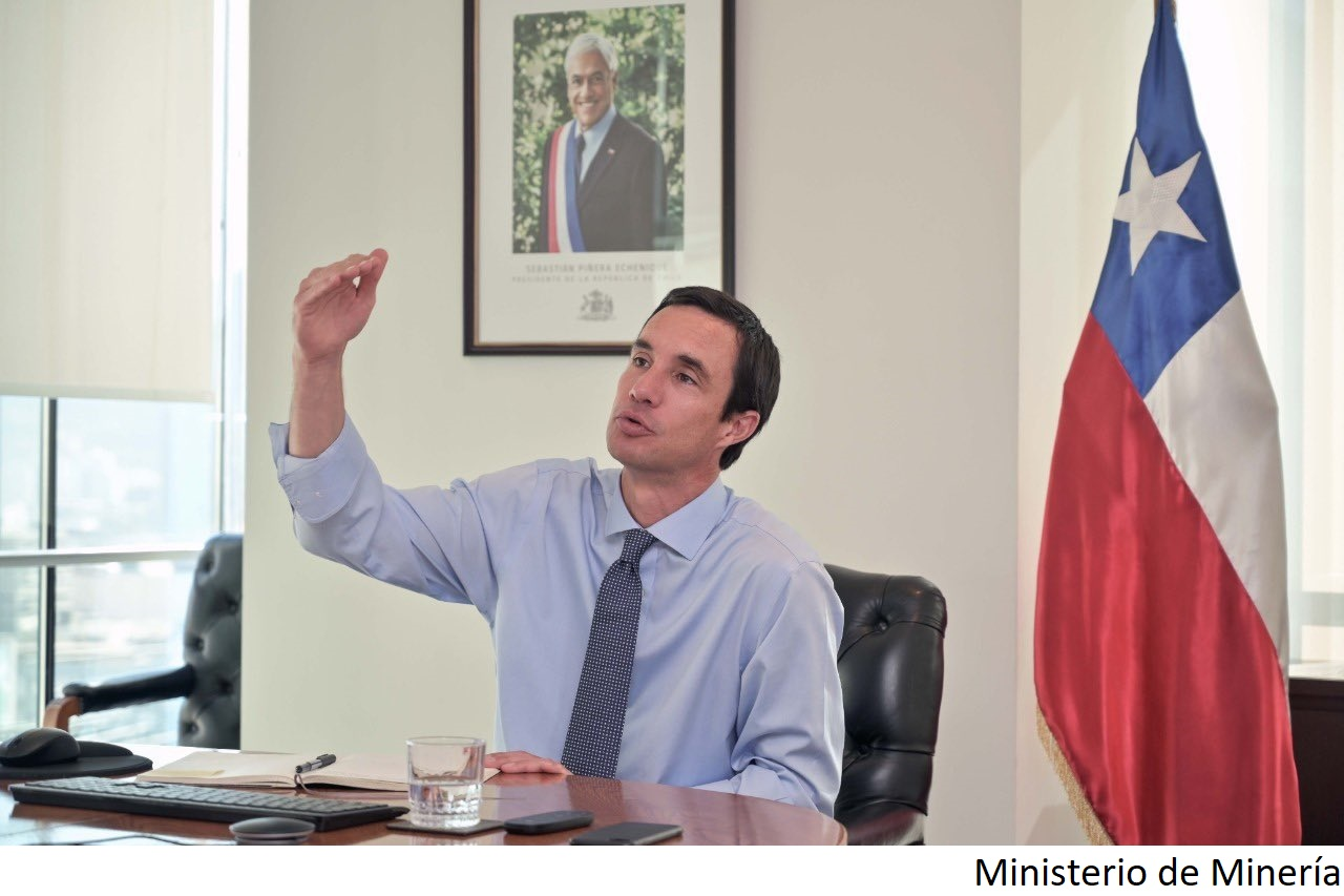 Chile govt confident that royalty bill won't advance