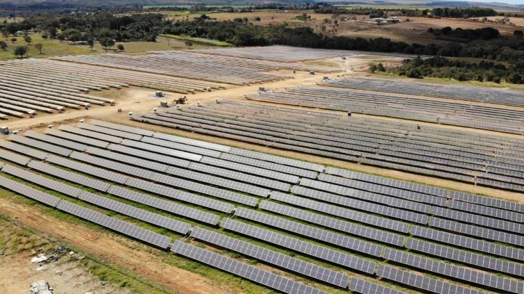 Telefónica advances renewables plans with Brasília solar plant