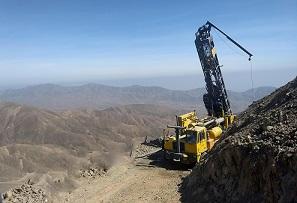 Chilean Metals inicia perforación en Atacama