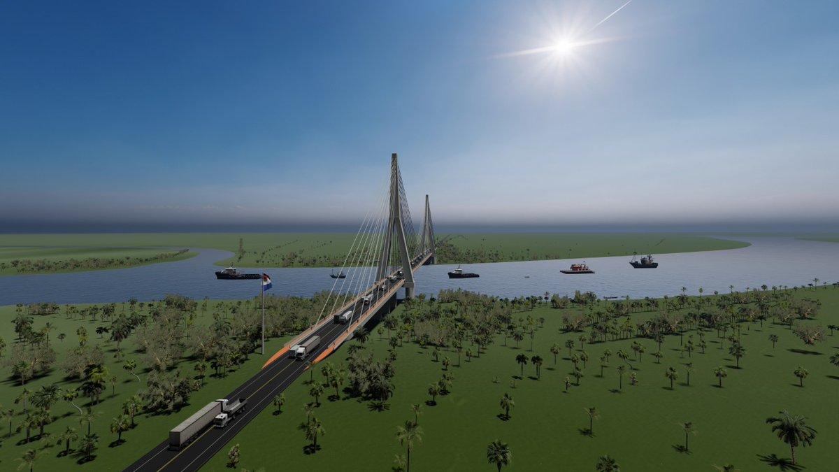 Paraguay advances third border bridge with studies tender