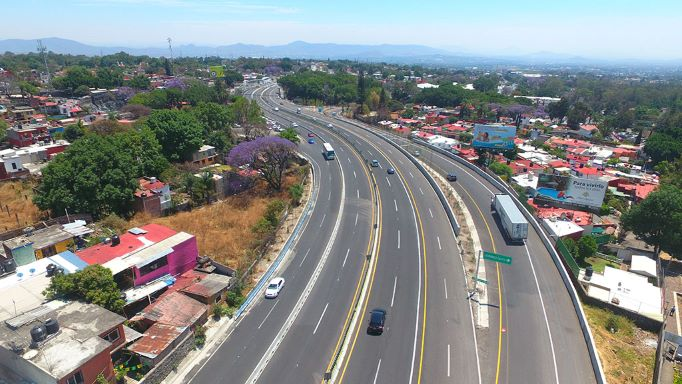 Mexico provides updates on infra projects, preps 3rd package