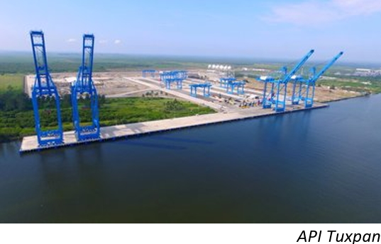 Spotlight: The investments flowing into Mexico's Tuxpan port