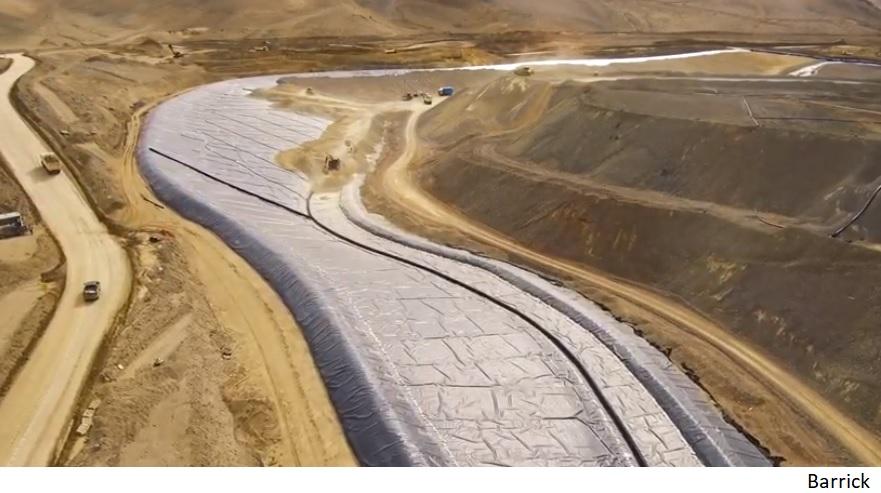 Barrick postponing Veladero projects on COVID-19