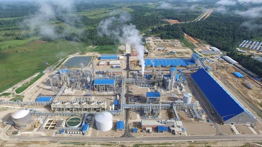 Bolivia's ammonia and urea plant will not close or move