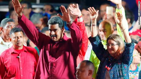 Estados Unidos impone nuevas sanciones a Venezuela
