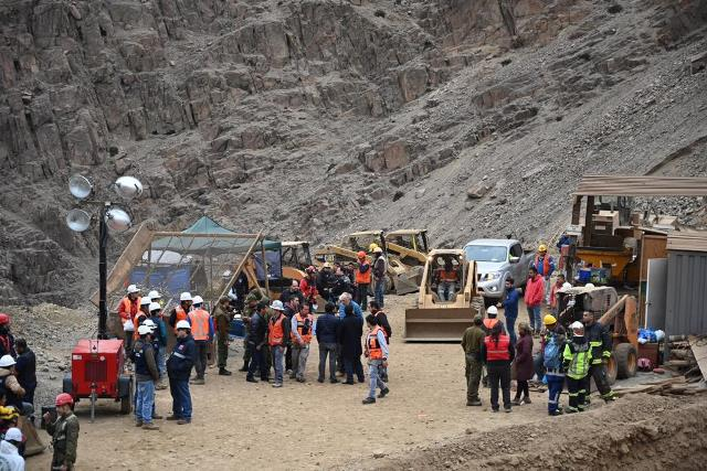 Chilean ministry: Rescue workers found dead body of final worker trapped in Directorio 8 mine