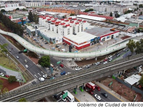 Gran consorcio se adjudicaría contrato por viaducto de US$400mn en Ciudad de México