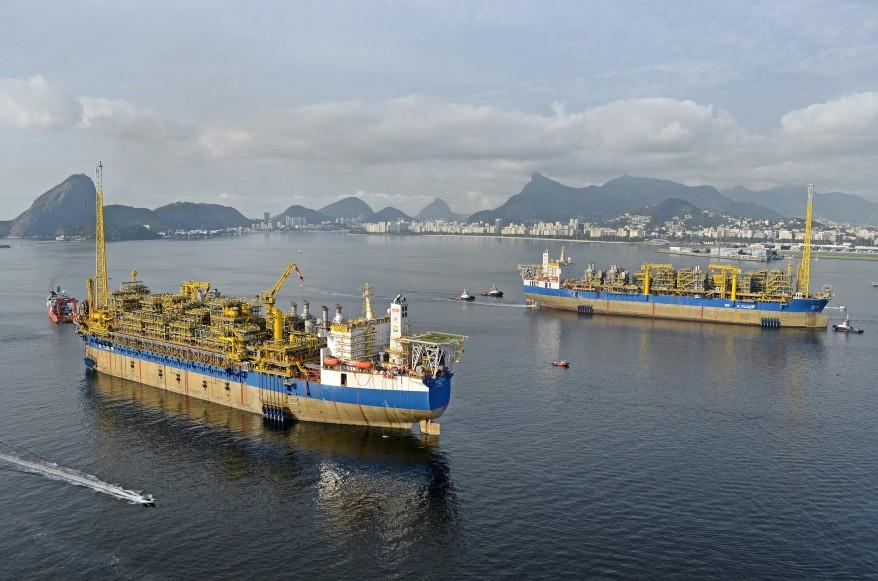 Petróleo y gas podría salir al rescate de industria naviera brasileña