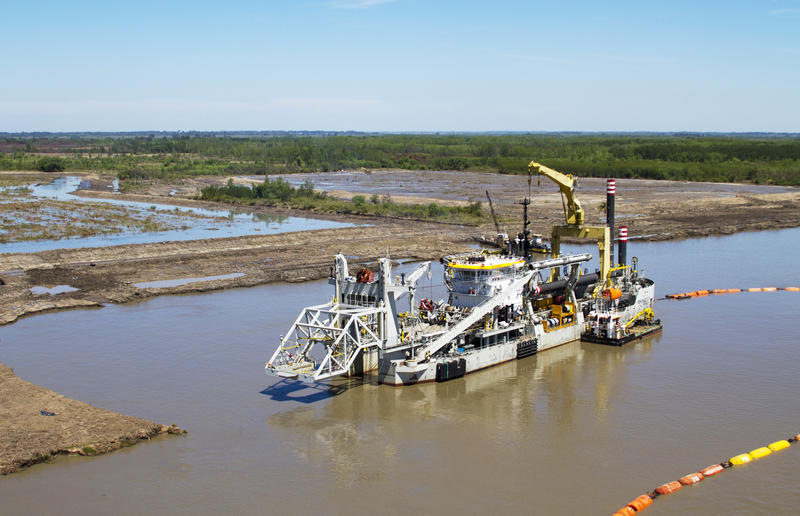 Guayaquil kicks off US$100mn dredging PPP