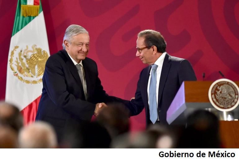 México revela primera etapa de programa de infraestructura