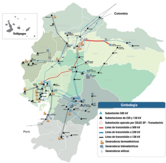 Ecuador sigue adelante con tendido de red eléctrica