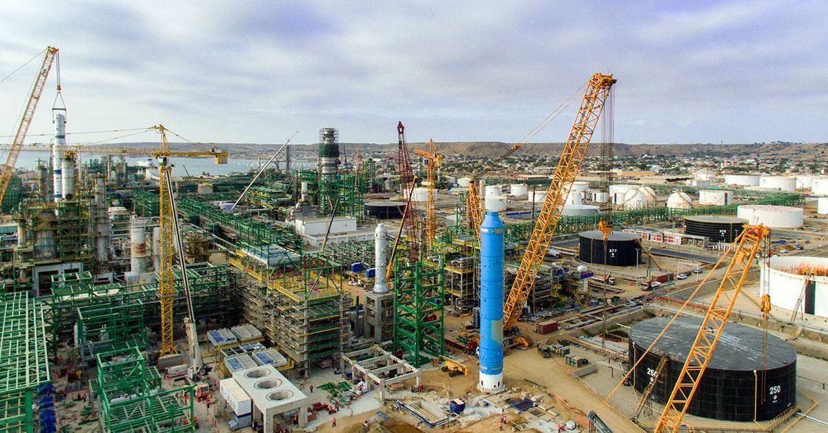 秘鲁能源手表:塔拉拉炼油厂电话,天然气定价,环境报告