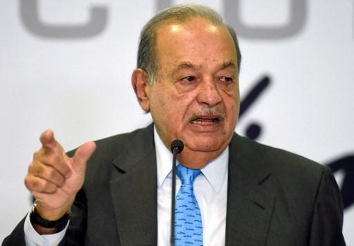 AMLO y alcaldesa de Ciudad de México se reúnen con Carlos Slim por colapso del metro