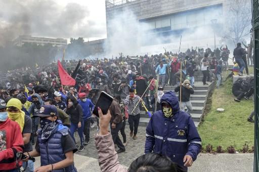 ¿Seguirá frenando la agitación de Ecuador a los inversionistas?