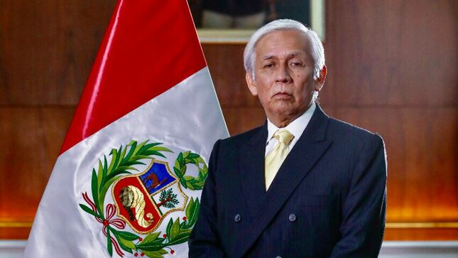 Engineer Eduardo González Toro was sworn in as Minister of Energy and Mines of Peru