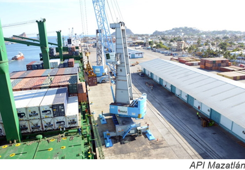 Puerto de Sinaloa busca inversionistas privados para terminal de cruceros
