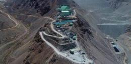 Anglo American submits Integrated Los Bronces project EIS