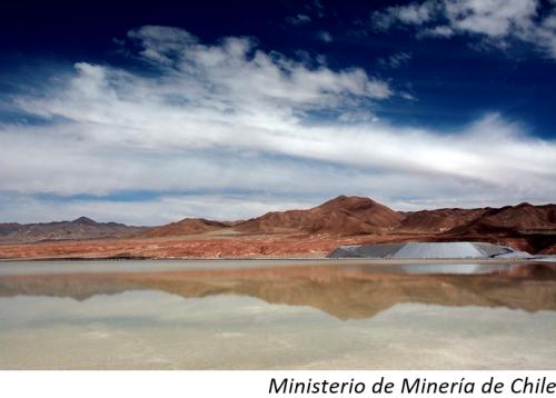 Empresas rusas, chinas y francesas muestran interés en licitación chilena de litio
